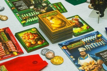 Sheriff of Nottingham Board Game Draw Deck