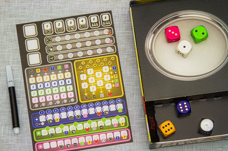 Twice As Clever Board Game Overview