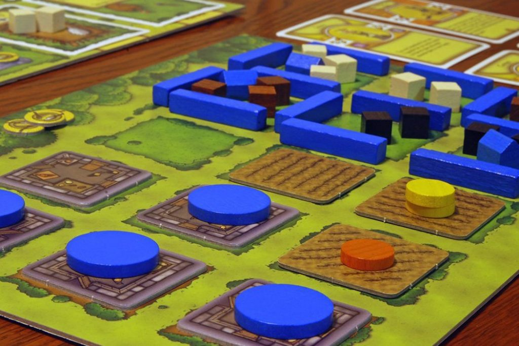Agricola Worker Placement Board Game