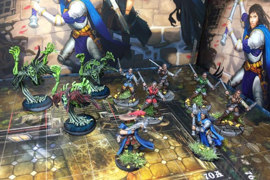 Descent Journeys in the Dark Board Game