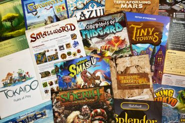 First Player Rules - Board Game Rule Books