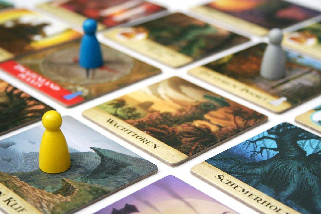 5 Games Like Forbidden Island