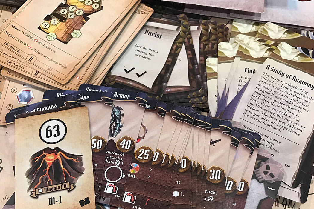 20 Best 1 Player Board Games
