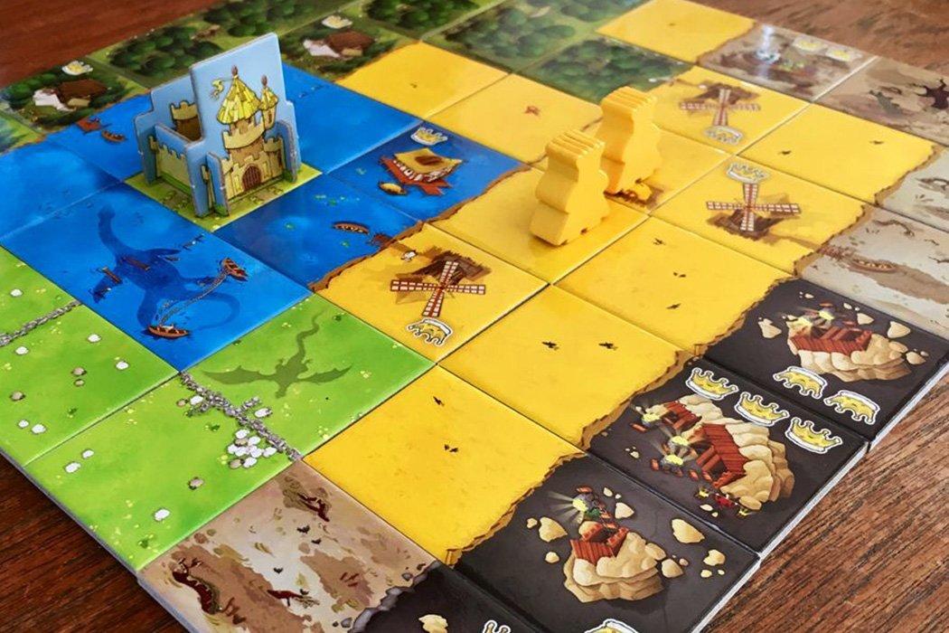 5 Games Like Kingdomino