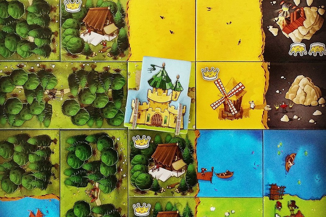 5 Games Like Kingdomino