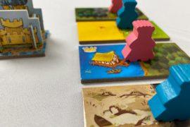 Kingdomino Board Game 2 Player Draft