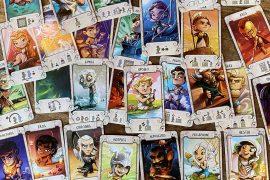 Santorini Board Game God Cards