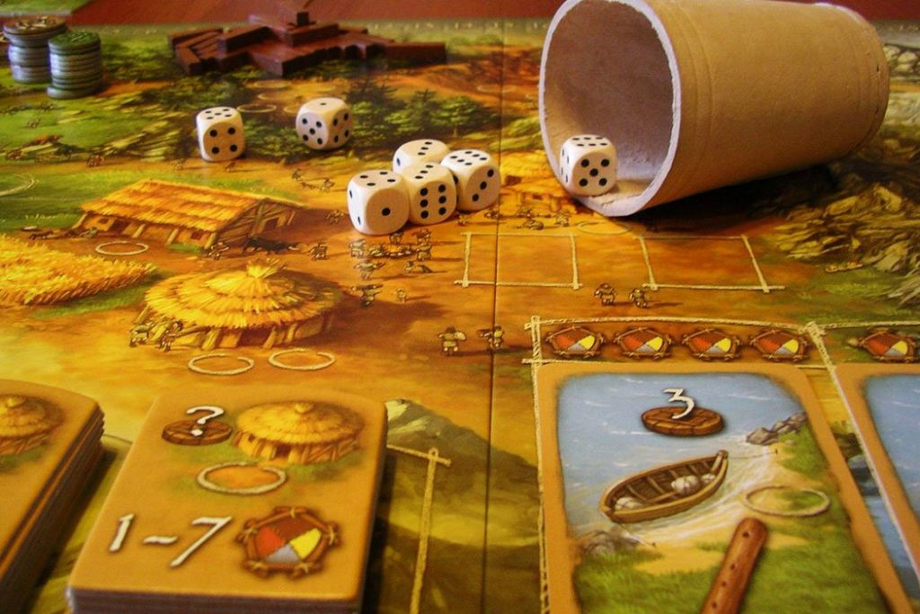 5 Games Like Stone Age | What To Play Next | Board Game Halv