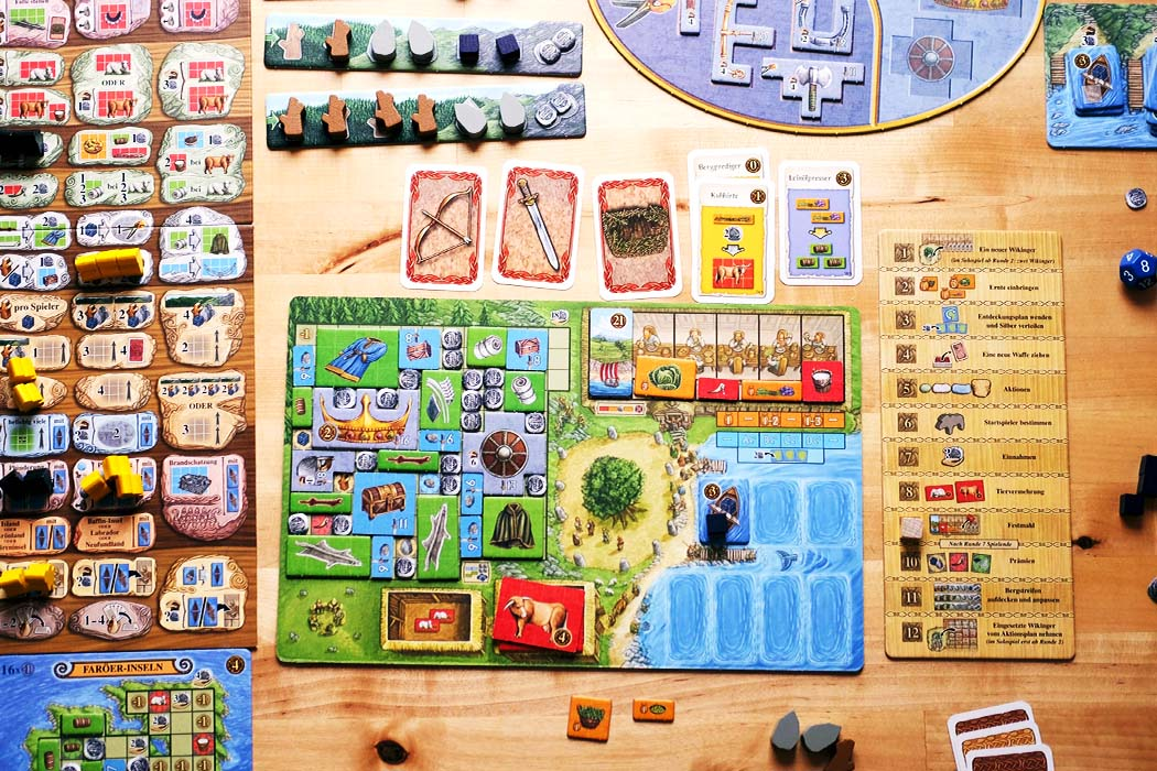 5 Games Like A Feast For Odin