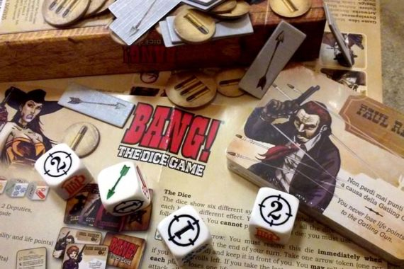 BANG The Dice Game Board Game