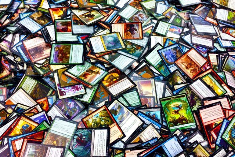 Board Games Like Magic The Gathering