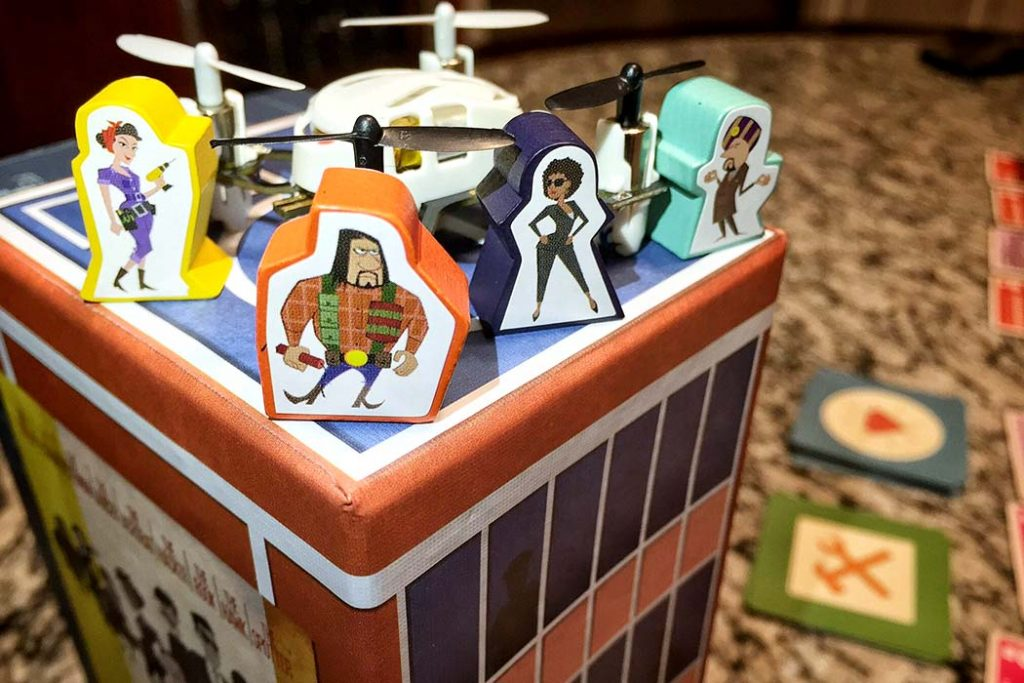 Burgle Bros Board Game