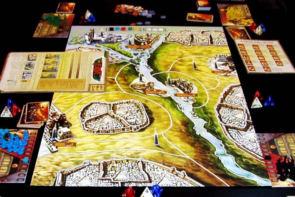 Kemet Board Game
