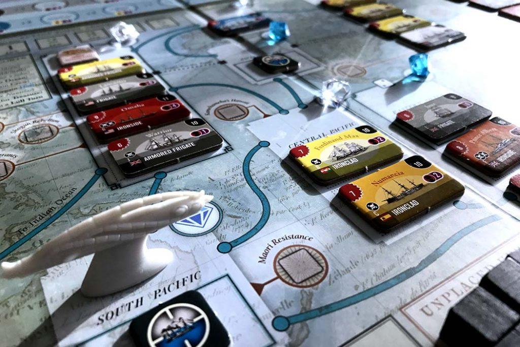 Nemos War Board Game