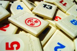 Rummikub Board Game