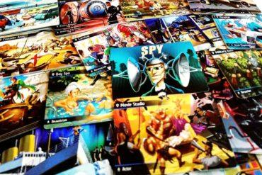 Spyfall Board Game