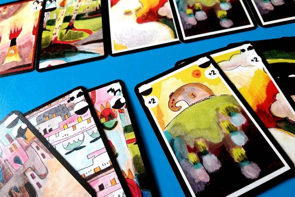 Urbion Board Game