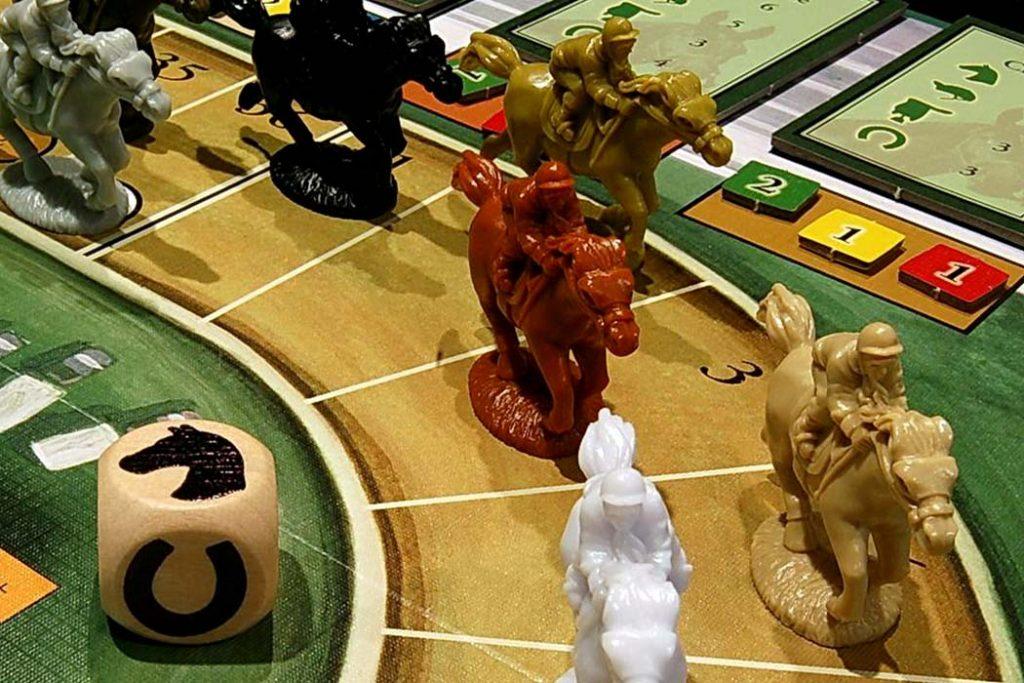 Winners Circle Board Game