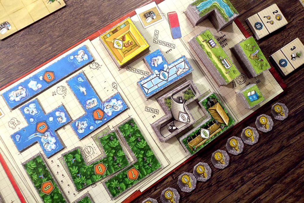 Barenpark Board Game