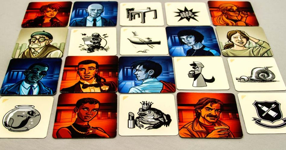 Codenames Pictures Photo Grid