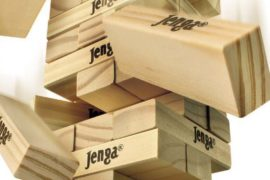 Jenga Board Game