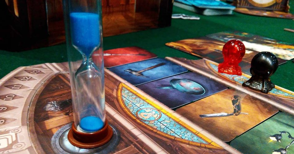 Mysterium Board Game Final Mantle