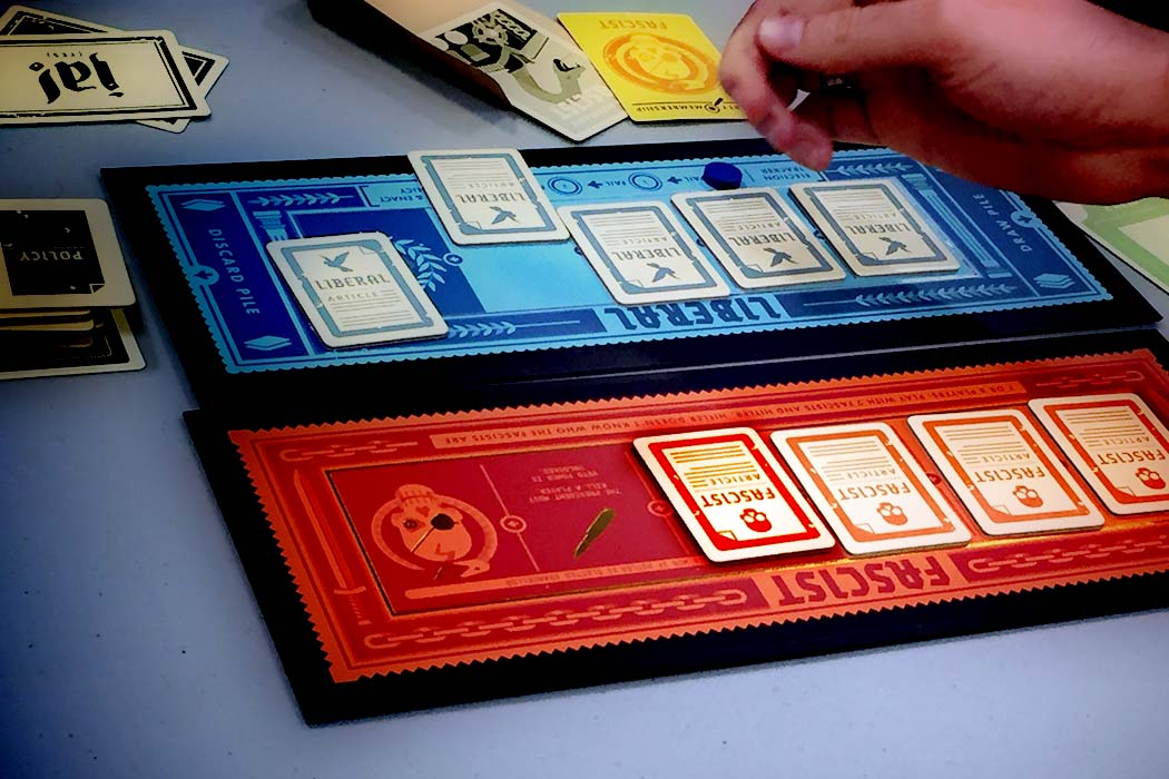 5 Games Like Secret Hitler