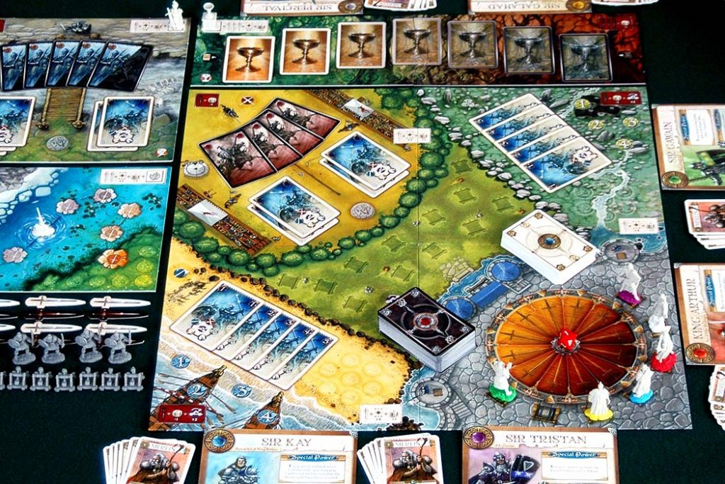 Lost Legacy Board Game