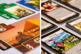 7 Wonders vs Dominion