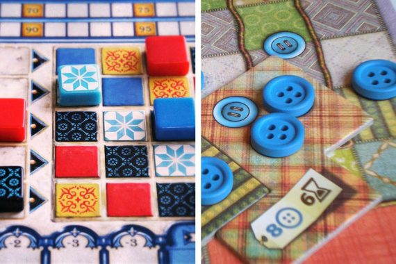 Azul vs Patchwork