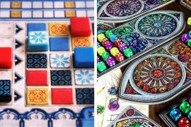 Azul vs Sagrada