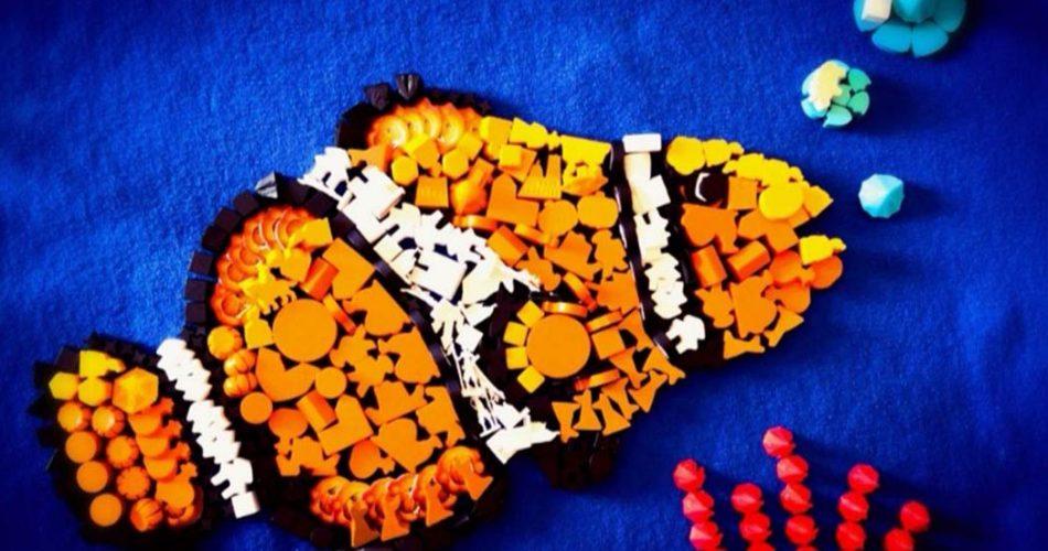 Board Game Component Mosaics