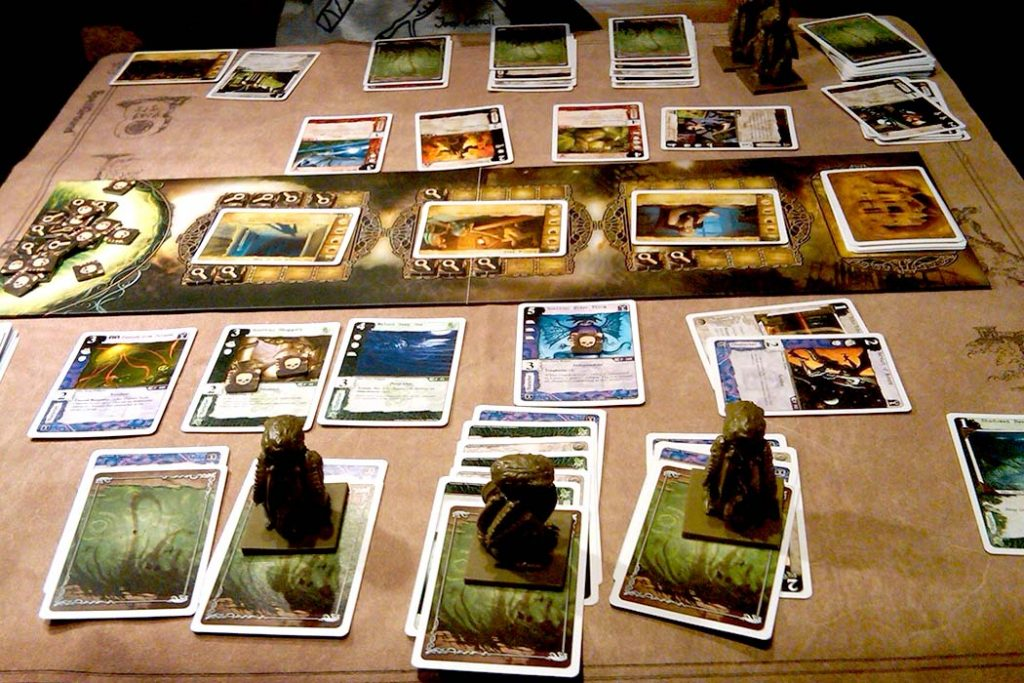 Call of Cthulhu Card Game Board Game