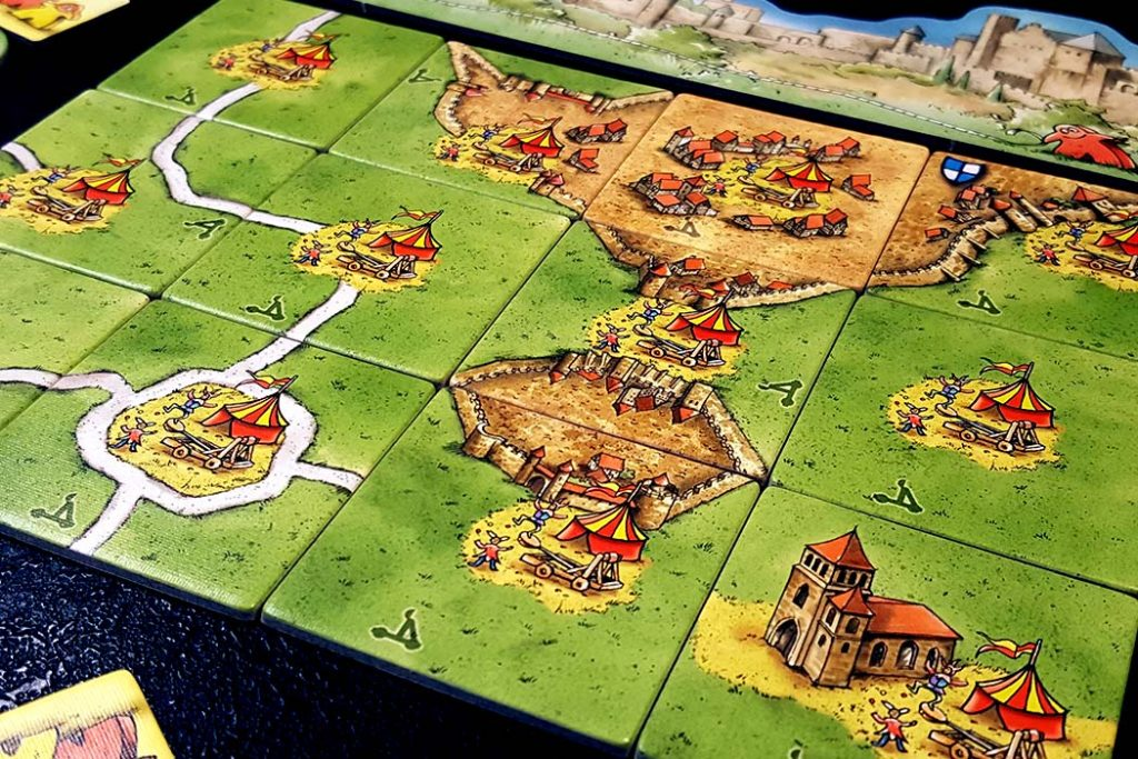 Best Carcassonne Expansions 10 Under The Big Top