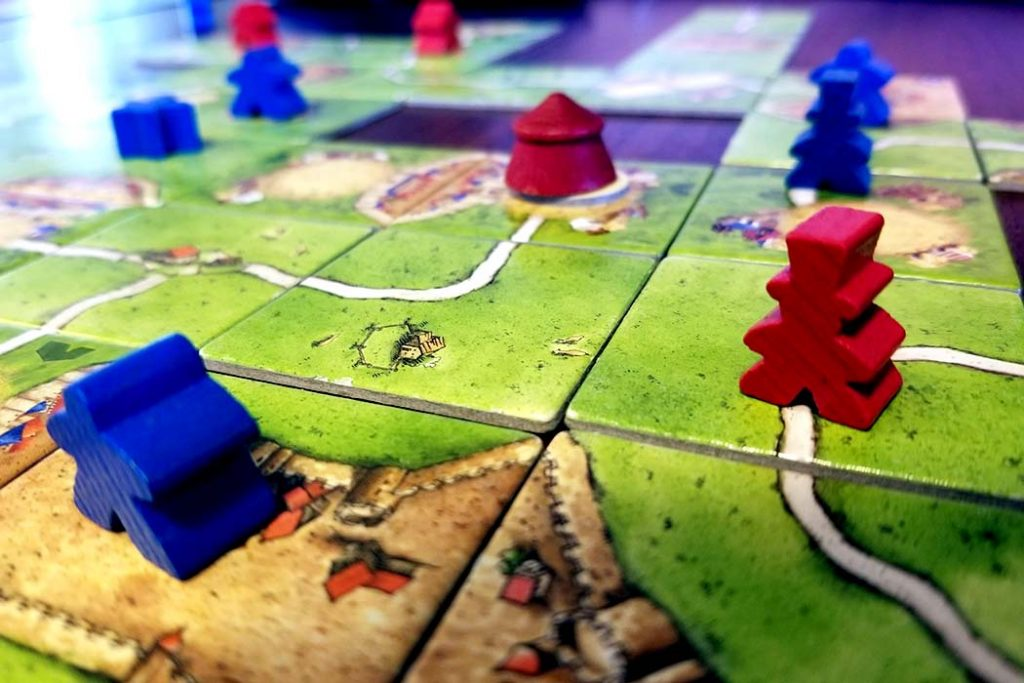 Best Carcassonne Expansions 4 Tower