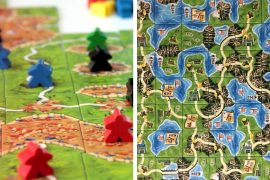 Carcassonne vs Isle of Skye