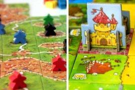 Carcassonne vs Kingdomino