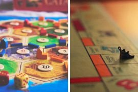 Catan vs Monopoly