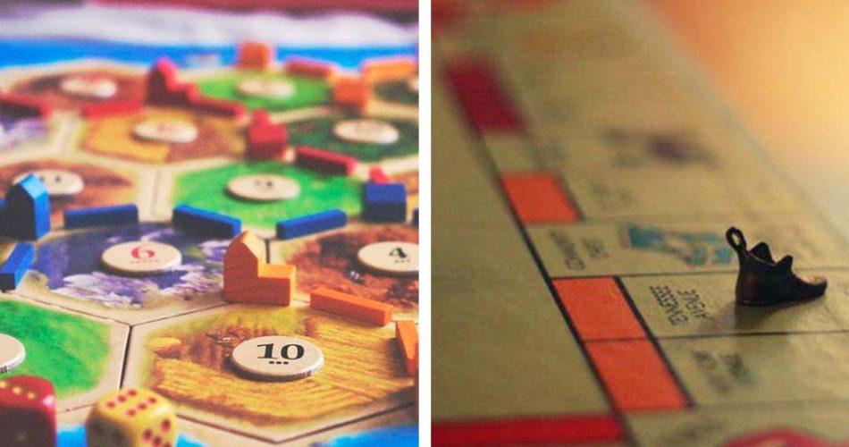 Catan vs Monopoly