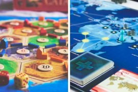 Catan vs Pandemic