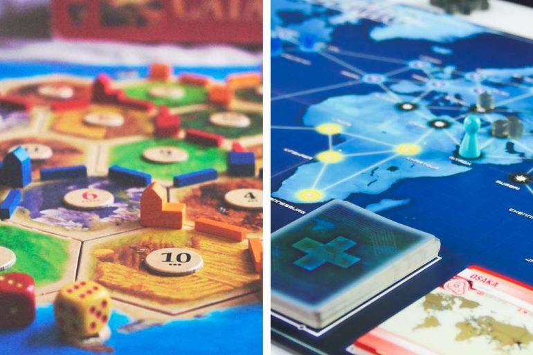 Catan vs Pandemic