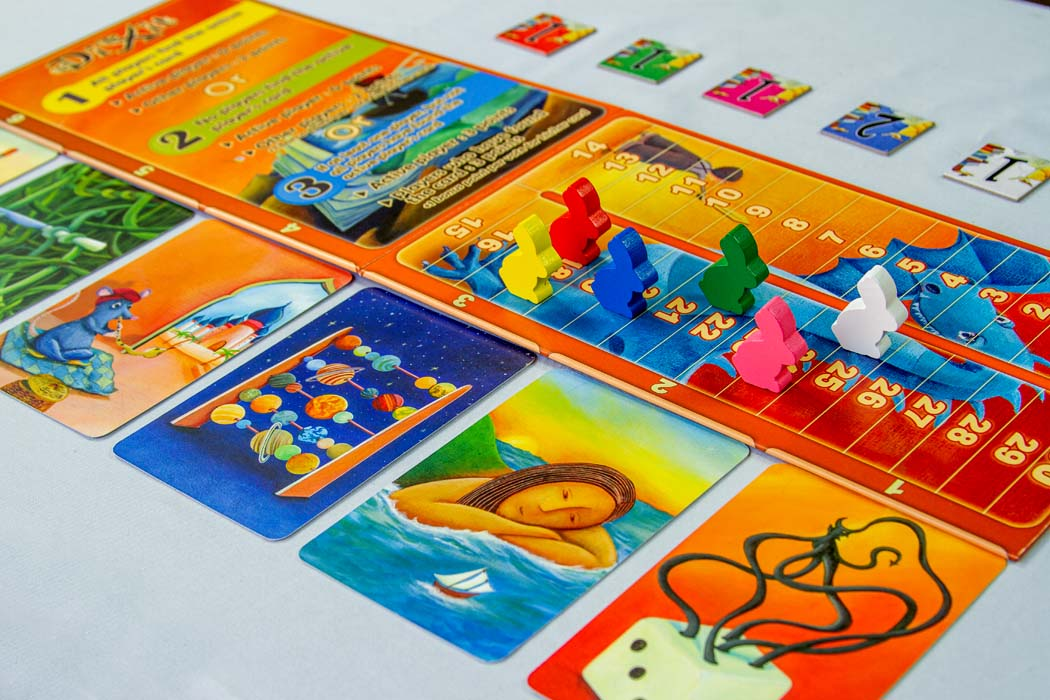 5 Games Like Dixit