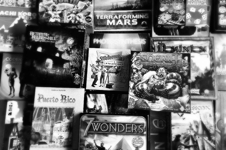 Find a Board Game