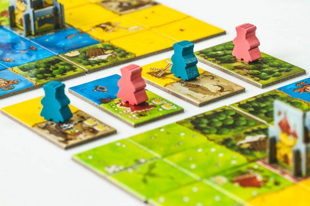 Kingdomino Board Game Draft
