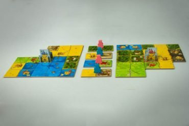 Kingdomino Board Game Full Game