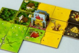 Kingdomino Board Game Progress