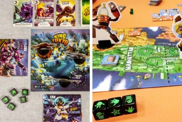 King of Tokyo vs King of New York