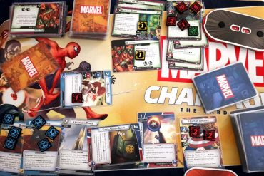Marvel Champions Card Game Board Game