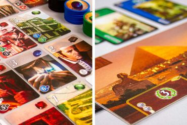 Splendor vs 7 Wonders