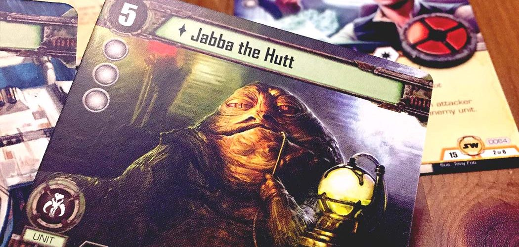 Star Wars Card Game Board Game